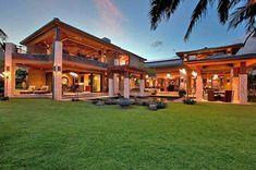 Hawaiian Houses | JOHNNYS Hawaii House* Bigger Pics-SALLYS | Johnny's HEARTart