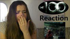 The 100 Hakeldama reaction The 100, Youtube, Youtubers, Youtube Movies