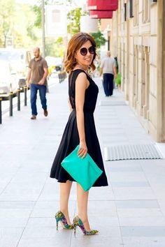 Moda fashion blogger street style