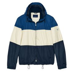 The Pieced Mariner Jacket