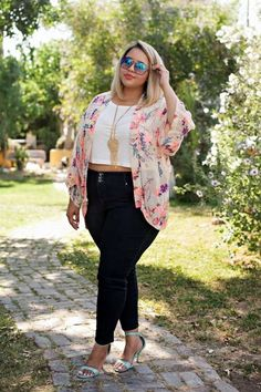 Resultado de imagen para fashion outfit plus size