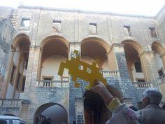 palazzo imperiali-filotico. Invasione compiuta! #invasionidigitali