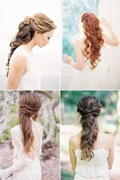 long down wedding hairstyles for long hair