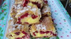 Bakina kuhinja - najbolja pita sa višnjama jogurtom i grizom (Best cherry pie with yogurt and grits) ~ Bakina kuhinja