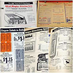 Great example of advertising ephemera - 1937 Salesman Sample Order Book David Lionel by KentonCollectibles, $ 1200.00