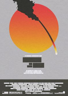 A Series Of Abstract Film Posters