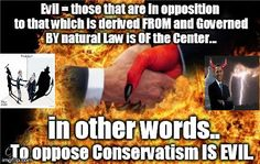 The Presumptive Philosopher: Conservatism isn't a Philosophy - It is the Truth ...