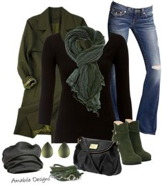 """""""Winter casual"""" by amabiledesigns on Polyvore"""