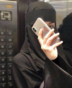 Cute Muslim Couples, Muslim Girls, Aesthetic Songs, Aesthetic Girl, Happy Birthday Love Quotes, Girly Dp, Niqab Fashion, Anime Muslim, Muslim Women Fashion