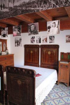 Ingrid Bergmans' home in Stromboli island, Sicily