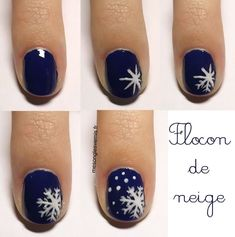 DIY Ideas Nails Art : Compilation tutoriels nail art de Noël https://diypick.com/beauty/diy-nails-art/diy-ideas-nails-art-compilation-tutoriels-nail-art-de-noel/