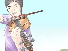How to Use Exquisite Bowing Techniques on a Violin: 4 Steps