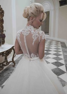 Beautiful, elegant, timeless and yours  Wedding dress