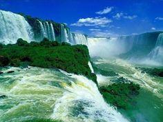 Iguazú-Wasserfälle, Argentinien und Brasilien
