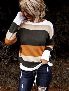 Very cute blouse for fall days - Fall winter outfits - Cute Fall Outfits, Fall Winter Outfits, Autumn Winter Fashion, Casual Outfits, Winter Clothes, Mode Outfits, Fashion Outfits, Womens Fashion, Fashion Ideas