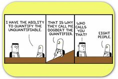 12 key things to measure on LinkedIn #smm #LinkedIn    Image courtesy of http://www.dilbert.com/