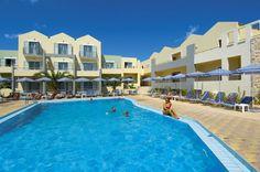 Maleme - Hotelul Bella Pais. In zona sunt taverne si restaurante. 1179 Halbpension