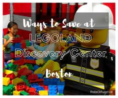 Legoland Boston Discounts