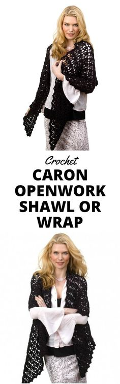 100 Free Crochet Shawl Patterns - Free Crochet Patterns - Page 4 of 19 - DIY & Crafts