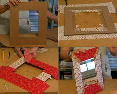 Siga o passo a passo e produza este artesanato em sua casa (Foto: Mais Você / TV Globo) Sabe aquela caixa de papelão que você traz com as compras do supermercado? Ou aquela que sobra da mudança ou que vem ...