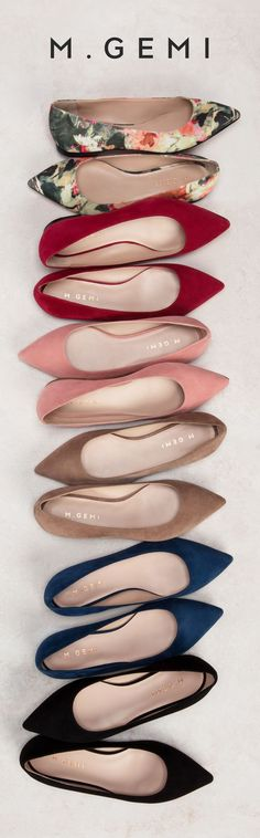 Rich jewel tones in the softest suede ever and more special finishes give our…