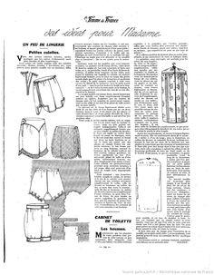 La Femme de France 1921/01/30