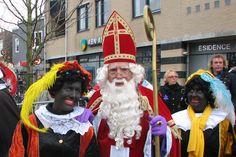 Sinterklaas ook op de feestmarkt van zondag 24 november in Zandvoort aan Zee!