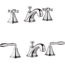 Grohe 20800BE0 Seabury Wideset Lavatory Faucet With Pop-Up Drain in Sterling $170