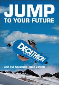 Decathlon - The European leader in sports retailing, ranking third worldwide.
