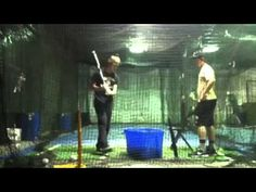 Baseball and Softball Hitting Drills - Fungo Drill
