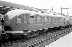 nederlandse treinen - PEC