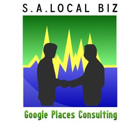 Logo of my Google Places Consulting Biz.