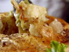 Lobster Pot Pie Recipe : Ina Garten : Food Network