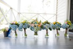 Southern Country Style Wedding - Rustic Wedding Chic