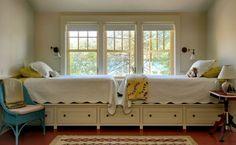 Cum sa alegi sertarele ascunse pentru pat- Inspiratie in amenajarea casei - www.povesteacasei.ro
