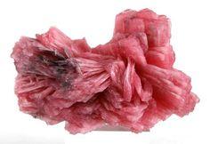 La rodonita o pajsbergita es un mineral del grupo de los silicatos, subgrupo inosilicatos. De color rosa rojizo, pero puede cambiar a marrón-negro cuando queda expuesto a la intemperie. Suele tener…