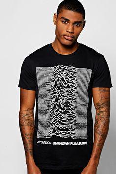 8ff40e6706d Joy Division License Band T Shirt