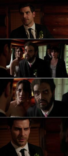 #Grimm | S03E22 | Blond Ambition | Season Finale | NBC oh no is he still a Grimm omg october why then why I need to know