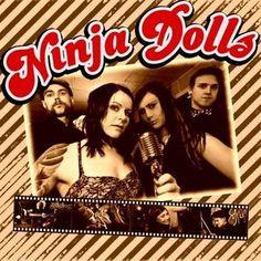 Resultado de imagem para ninja dolls