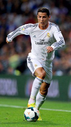Cristiano Ronaldo of Real Madrid C.F. #CR7