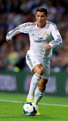 Cristiano Ronaldo of Real Madrid C.F. #CR7
