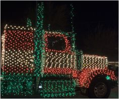 Christmas Truck - Msnow - PhotographyCorner Galleries