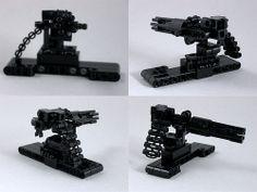 Gatling gun by Larry Lars, via Flickr