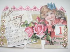 Vintage New Year Rolo | Flickr - Photo Sharing!