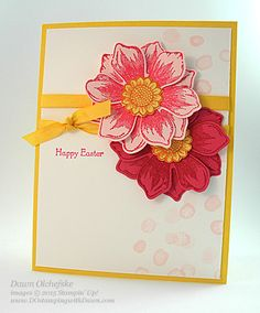 Beautiful Bunch Easter Card