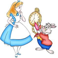 Alice In Wonderland Cartoon Drawings | Alice In Wonderland Clip Art