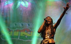 Jah9 en el Rototom 2014 - byTHEFEST