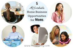 Work when you want to, by working from home on the internet.
