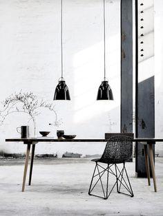 life as a moodboard: Caravaggio - Scandinavian Lighting