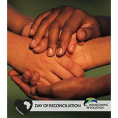 """The practice of peace and reconciliation is one of the most vital and artistic of human actions."" #dayofreconciliation #peace #forgiveness #heartAfrica"